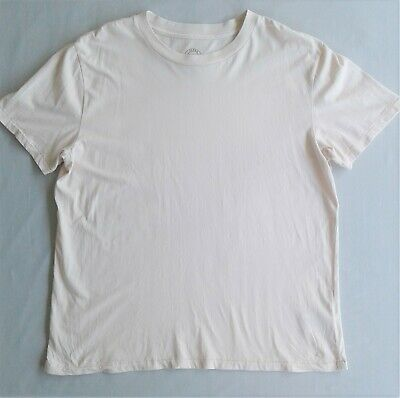 AU20 • Buy Urban Outfitters Washed Pink Cotton T-Shirt ~ Size L