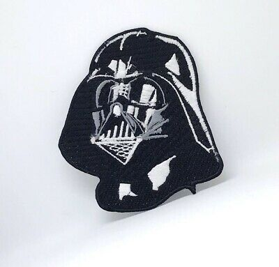 STAR WARS Movies Iron Or Sew On Embroidered Patches - Darth Vader • 1.99£