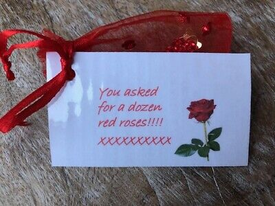 Cheap Valentines Romantic Gift Idea For Lover Girlfriend Fiancee Wife Gift Woman • 1.99£