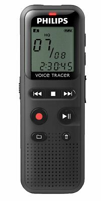 £29.99 • Buy Philips DVT1150 4GB Memory LCD Voice Activated Dictation Machine