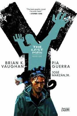 AU38.35 • Buy NEW Y : The Last Man : Book One By Brian K. Vaughan Paperback Free Shipping