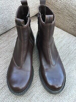 Ladies Ankle/Walking Boots Clarks GORE-TEX 4.5D Brown GOOD CONDITION • 29.99£