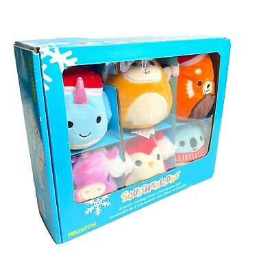 $ CDN42.97 • Buy Squishmallows Lola, Wally, Seth, Francesca, Melvin, Lilah Plush Stuffed Animals