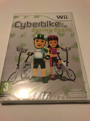 £7.20 • Buy ++ Cyberbike Nintendo Wii / Wii U Pal Eur New And Sealed Free Shipping ++