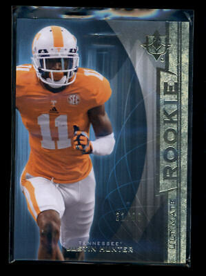 $2.99 • Buy Justin Hunter 2013 Upper Deck Ultimate #105 Rookie Rc #31/99 Ad560