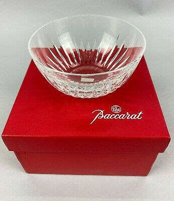 Small Baccarat Crystal Bowl - Boxed • 49£