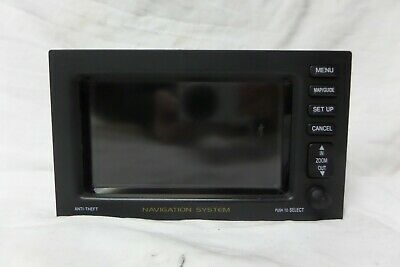 $40 • Buy 03 04 05 Honda Pilot Center Navigation System Screen Display Unit 39810-S9V-A020