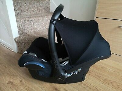 ICandy Peach Black Jack Standard Single Seat Stroller And Maxi Cosi Carseat £300 • 300£