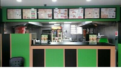 Fast Food Pizza Shop For Sale 15600 Annual Rent  • 50,000£
