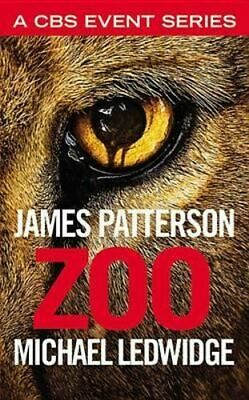AU20.99 • Buy NEW Zoo By James Patterson Paperback Free Shipping