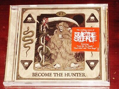 £10.13 • Buy Suicide Silence: Become The Hunter CD 2020 Nuclear Blast Records USA NEW