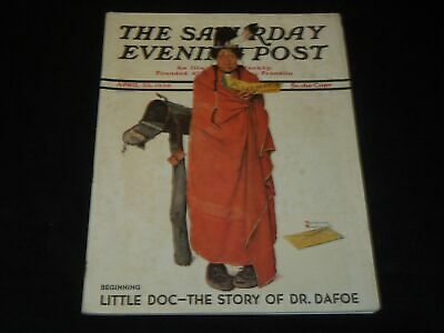 $ CDN95.36 • Buy 1938 April 23 Saturday Evening Post Magazine - Norman Rockwell Cover - L 1273