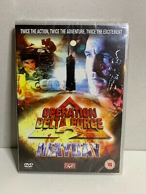 Operation Delta Force 2: Mayday [DVD], New & Sealed, DVD • 4.79£