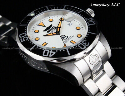$ CDN164.57 • Buy Invicta Men's 47mm GRAND DIVER Automatic Lume Dial Stainless Steel 300M Watch !!