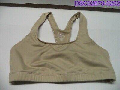 $9.98 • Buy New Elite Issue Women's Tactical Sports Bra Size Medium Military Desert Tan