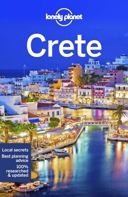 CRETE, Lonely Planet, Schulte-Peevers, Andrea, Holden, Trent, Mor... • 10.65£
