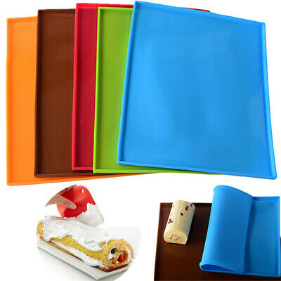 Silicone Extra Large Thick Baking Sheet/Work Mat/Oven Tray Liner/Pastry/Pizza UK • 5.06£