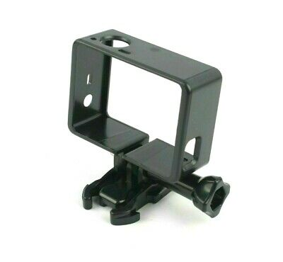 $ CDN7.99 • Buy Black Standard Frame Border Housing Case Mount For GoPro Hero 3 Hero 3+ Hero 4