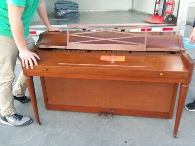 $560 • Buy 1964 Baldwin Acrosonic Uprigh Piano With Original Bench And Serial Number.