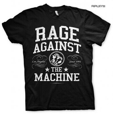 Official T Shirt RAGE AGAINST THE MACHINE 'Crown Collage' 1991 All Sizes • 12.99£
