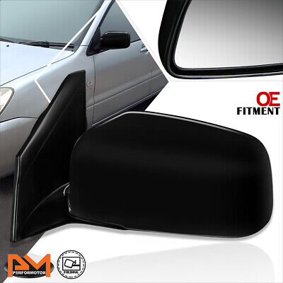 $29.89 • Buy For 02-07 Mitsubishi Lancer OE Style Manual Adjustable Side View Mirror Left LH