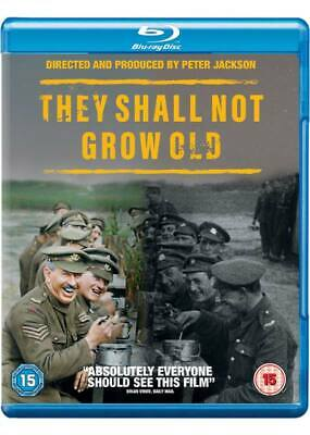 $20.99 • Buy THEY SHALL NOT GROW OLD (2018) Blu-Ray BRAND NEW Free Ship