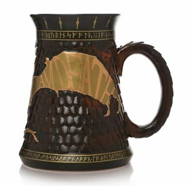 Official The Hobbit Smaug Collectable Tankard Stein Mug Cup New In Gift Box • 39.95£