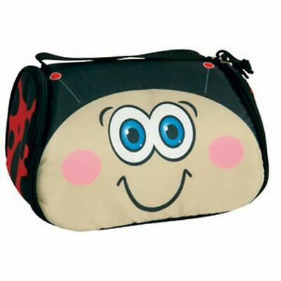 Snack Pets Cherry The Ladybug Freezable Lunch Box NEW! • 7.06£