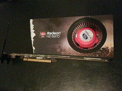 $100 • Buy Sapphire ATI Radeon HD 6970  2GB GDDR5 Video Card