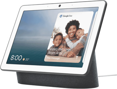 AU277 • Buy 100% NEW & GENUINE - Google Nest Hub Max Charcoal
