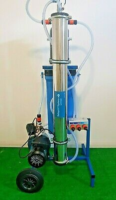 4040 Mobile RO System Water Fed Pole Window Cleaning WITH Booster Pump • 750£
