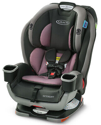 £167.30 • Buy Graco Baby Extend2Fit 3-in-1 Convertible Car Seat Booster Child Safety Norah NEW
