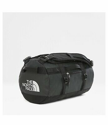 Men's THE NORTH FACE Base Camp Duffel Bag /Backpack(Small) 50 Litres-Black • 94.99£