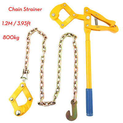 £23.05 • Buy Chain Strainer Cattle Barn Farm Wire Fence Stretcher Tensioner Repair Barbed