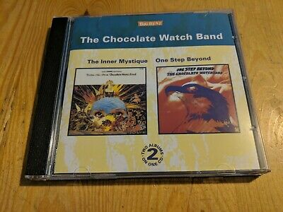 Played Once Psych ? CD CHOCOLATE WATCH BAND INNER MYSTIQUE ONE STEP BEYOND • 12£