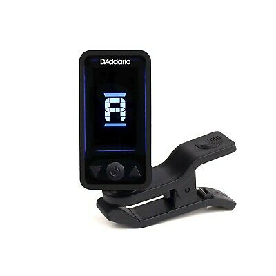 AU25 • Buy Planet Waves CT17 Eclipse Clip-on Chromatic Guitar Tuner Black - New