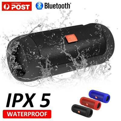 AU17.39 • Buy Wireless Bluetooth Speaker HIFI Portable Outdoor Rechargeable Stereo USB/TF/AUX