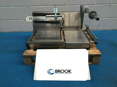 Mono Table Top L Sealer, All Stainless - Stock No P519104  Bakery Equipment  • 800£