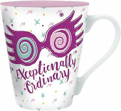 Official Harry Potter Luna Lovegood Tapered Coffee Mug Tea Cup New Gift Box     • 12.95£
