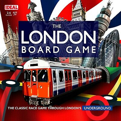 £19.99 • Buy The London Game By IDEAL