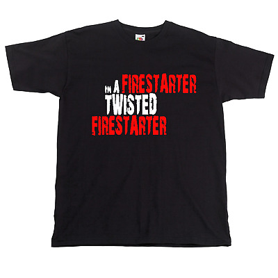 £13.50 • Buy Firestarter Tshirt Tribute To The Prodigy Tshirt *unofficial*