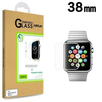$ CDN3.04 • Buy Apple Watch 38mm Series 4 3 2 1 Tempered Glass Screen Protector