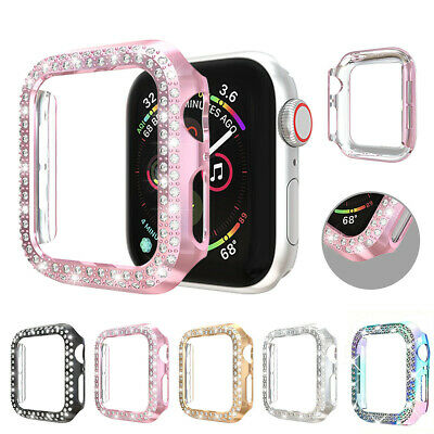 AU9.99 • Buy Bling Case Bumper Cover For Apple Watch Series 6 5 4 3 21 IWatch 40/44mm 38/42mm