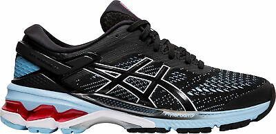 Asics Gel Kayano 26 Womens Running Shoes Black Cushioned Supportive Trainers • 113.99£
