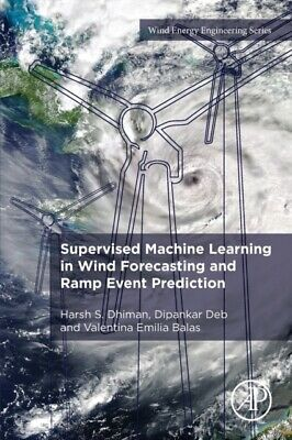 Supervised Machine Learning In Wind Fore • 75.73£