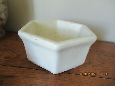 $8.99 • Buy Vintage White Marked Haeger Pottery Planter