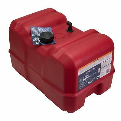 $195.18 • Buy Attwood 8812LP2 EPA And CARB Certified 12-Gallon Portable Marine Boat Fuel Tank