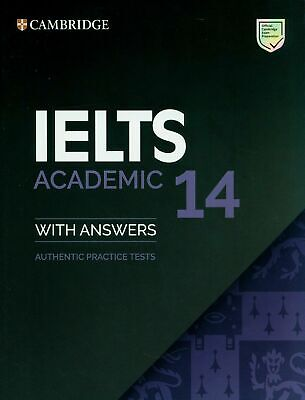 £13.99 • Buy Cambridge Ielts 13 Academic Student's Book With Answers Cambridge University