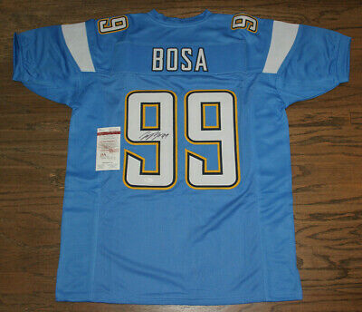 $ CDN106.06 • Buy Joey Bosa Signed Auto Jersey Jsa Witnessed #wp364679 **los Angeles Chargers**