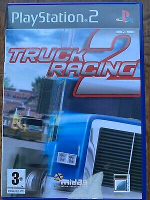 Truck Racing 2 PS2 Game Trucker Lorry Driver Race Videofame For PlayStation 2 • 8.62£